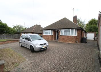 Thumbnail 2 bed detached bungalow for sale in Hayhurst Road, Luton