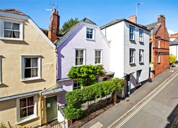 Thumbnail 4 bed terraced house for sale in Northernhay Street, Exeter