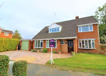 Thumbnail 5 bed detached house for sale in Pen Y Lon, Mynydd Isa