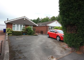 Thumbnail 2 bed detached bungalow for sale in Tarvin Grove, Packmoor, Stoke-On-Trent