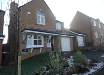 Thumbnail 4 bedroom detached house for sale in Brades Rise, Oldbury