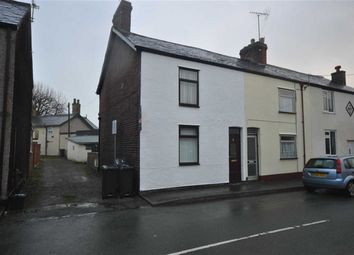 Thumbnail 2 bed terraced house to rent in Water Street, Mold