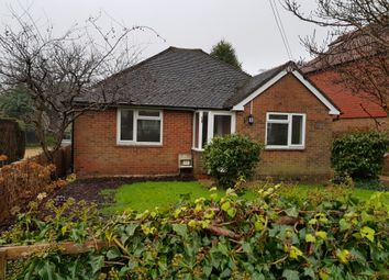 Thumbnail 3 bed detached bungalow to rent in Brighton Road, Handcross