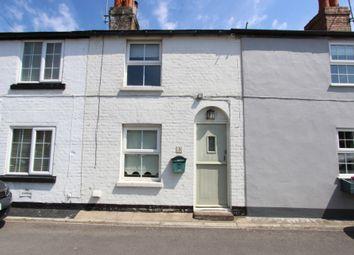 Thumbnail 2 bedroom terraced house for sale in The Street, Finglesham