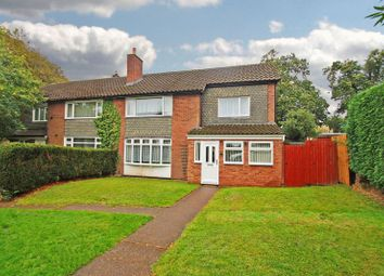 Thumbnail 4 bed semi-detached house for sale in The Park, Hewell Grange, Redditch