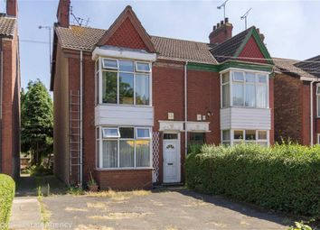 Thumbnail 4 bedroom property for sale in Normanby Road, Scunthorpe