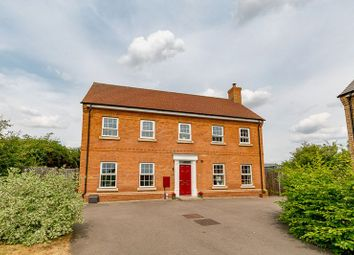 Thumbnail 5 bed detached house for sale in Boreray, Buckingham
