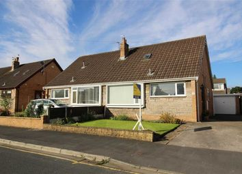 Thumbnail 2 bed semi-detached bungalow for sale in Polefield, Fulwood, Preston