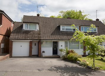 Thumbnail 4 bedroom semi-detached house for sale in Fermor Way, Crowborough