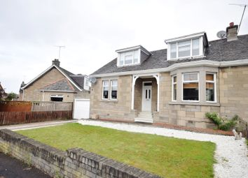 Thumbnail 3 bed semi-detached house for sale in Cunningham Street, Motherwell