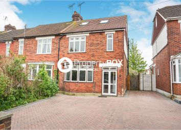 Thumbnail 4 bed end terrace house for sale in Orchard Street, Gillingham