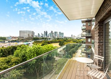 Thumbnail 2 bed flat for sale in East Parkside, Greenwich Peninsula, London