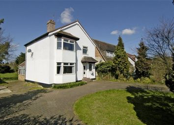 Thumbnail 4 bed detached house to rent in Welley Road, Wraysbury, Staines-Upon-Thames, Berkshire