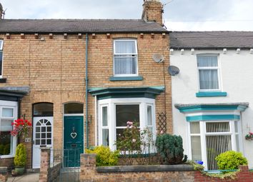 Thumbnail 2 bed terraced house to rent in Highfield, Scarborough