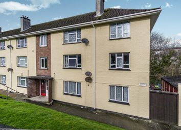 Thumbnail 2 bed flat for sale in Warburton Gardens, Plymouth