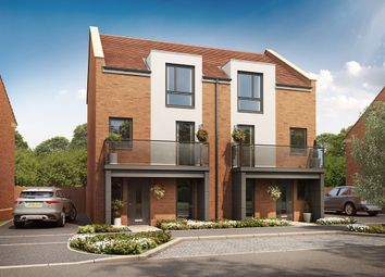 """Thumbnail 4 bed semi-detached house for sale in """"The Wolvesey 2.5"""" at Old Oak Way, Harlow"""