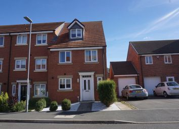Thumbnail 4 bed property for sale in Harvey Avenue, Newton Hall, Durham