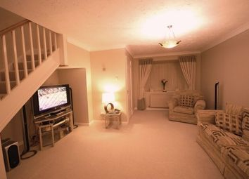 Thumbnail 3 bed town house to rent in Bell Close, Lichfield