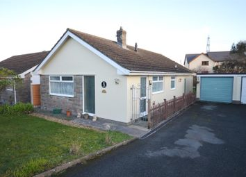Thumbnail 3 bedroom detached bungalow for sale in Cricket Grove, Hundleton, Pembroke