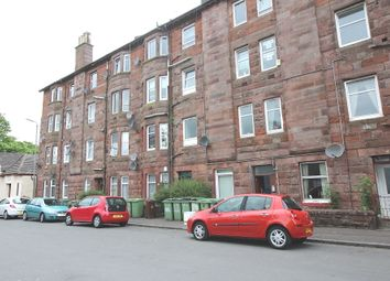 Thumbnail 1 bed flat to rent in Meadowbank Street, West Dunbartonshire