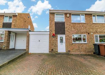 3 bed semi-detached house for sale in Snowdon Close, Lincoln LN5