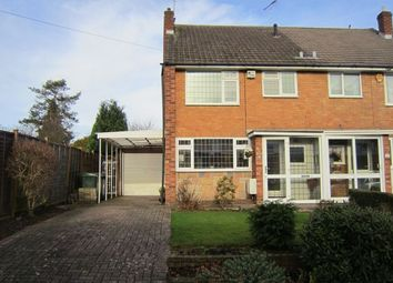 Thumbnail 3 bed semi-detached house for sale in Aynho Close, Mount Nod, Coventry