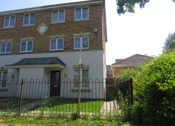 Thumbnail 3 bed town house for sale in Oceana Crescent, Beggarwood, Basingstoke