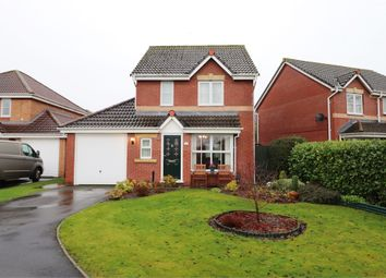 Thumbnail 3 bed detached house for sale in Dalesman Drive, Carleton Grange, Carlisle, Cumbria