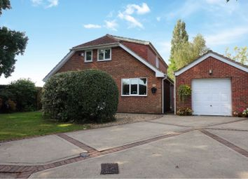 Thumbnail 4 bed detached house for sale in Radcliffe Road, Healing, Grimsby