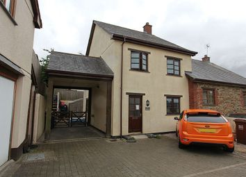 Thumbnail 3 bed semi-detached house for sale in Rectory Road, Morchard Bishop, Crediton, Devon