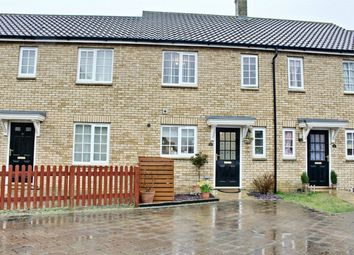 Thumbnail 2 bed terraced house for sale in Barrow Lane, Lower Cambourne, Cambourne, Cambridge