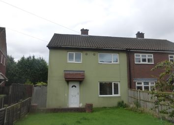 Thumbnail 3 bed semi-detached house to rent in Queens Way, Dordon, Tamworth