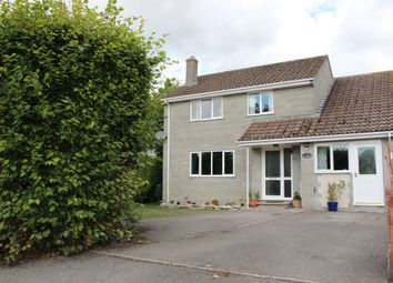 Thumbnail 4 bed detached house for sale in Chistles Lane, Keinton Mandeville, Somerton