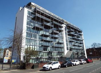 Thumbnail 1 bed flat for sale in Warwickgate House, Warwick Road, Old Trafford, Manchester