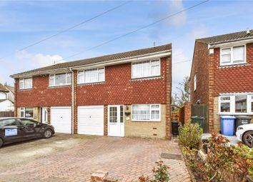 Thumbnail 4 bed semi-detached house for sale in Joydens Wood Road, Joydens Wood, Kent