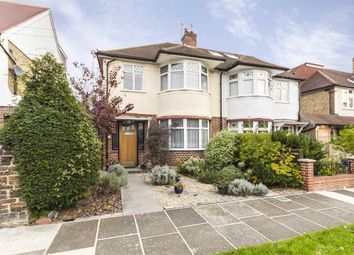 Thumbnail 3 bed semi-detached house for sale in Derwent Road, Whitton, Twickenham
