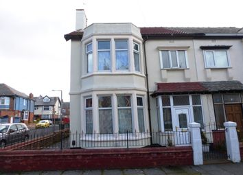 Thumbnail 4 bed semi-detached house for sale in Tilston Road, Wallasey