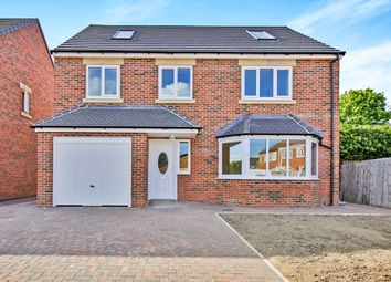 Thumbnail 5 bed detached house for sale in Cherry Blossom Mews, Newton Aycliffe, County Durham
