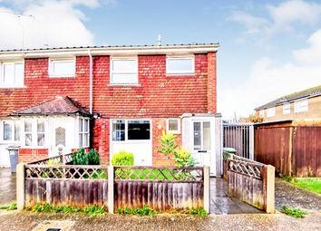 Thumbnail 3 bed end terrace house for sale in Wheatcroft, Wick, Littlehampton