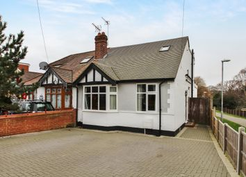 Thumbnail 3 bedroom semi-detached house for sale in Grand Avenue, Surbiton, Surrey