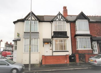 Thumbnail 3 bed terraced house for sale in Bearwood Road, Bearwood, Smethwick