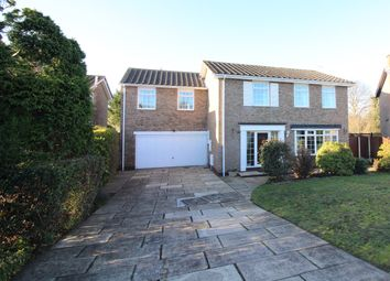 Thumbnail 5 bed detached house for sale in Burnham Close, Doncaster