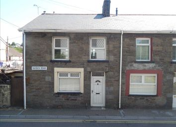 Thumbnail 3 bed end terrace house to rent in Gilfach Road, Tonyrefail, Porth