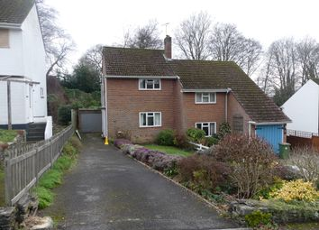 Thumbnail 2 bed semi-detached house to rent in Bassett Row, Southampton