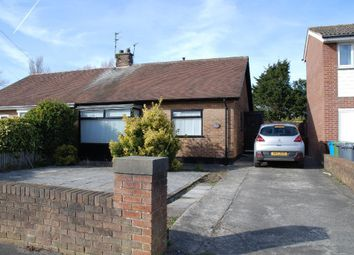 Thumbnail 2 bed semi-detached bungalow to rent in Highbury Road East, St Anne's, Lytham St Annes, Lancashire