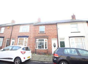2 bed terraced house for sale in Roslyn Street, Darlington DL1