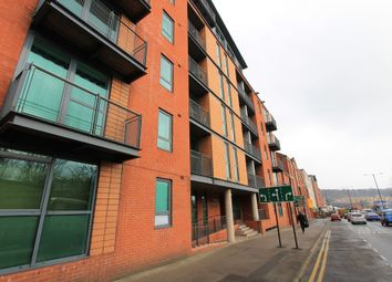 Thumbnail 1 bed flat for sale in Jet Centro, St Mary's Road