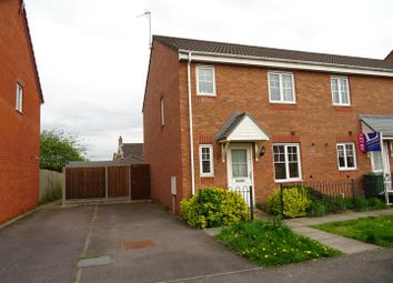 3 bed semi-detached house for sale in Stableford Close, Shepshed, Leicestershire LE12