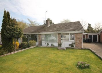 Thumbnail 1 bed semi-detached bungalow for sale in Runswick Avenue, York