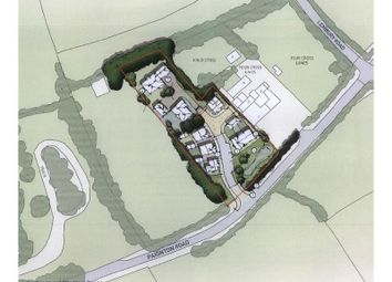 Thumbnail Land for sale in Land At Four Cross, Paignton Road, Stoke Gabriel, Totnes, Devon